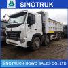 Sinotruk HOWO A7 371HP 420HP 12 Wheeler 8X4 Dump Tipper Truck in Ethiopia