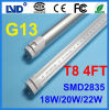 18W/20W/22W LED Tube Lighting for Home Office Parking Lot