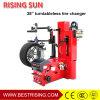 Double Helper Leverless Tire Changer for Car Repair