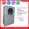 Running at-20c Weather Outlet 90deg. C Hot Water Cricle Heating R134A+R410A Waste Heat Recovery Industrial Heat Pumps