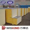 High Density Professional Polyurethane /PU Sandwich Panel Construction Materials