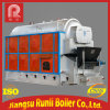 Biomass Fuel Chain Grate Hot Water Steam Boiler (DZL)