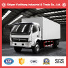 Sitom 4X2 4 Wheeler Cargo Box Trucks Specifications