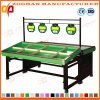 Retail Shop Supermarket Shelves Wood Vegetable Fuit Display Rack (Zhv74)