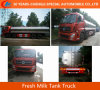 Dongfeng 8X4 30cbm Fresh Milk Tank Truck