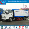 Euro4 Diesel 95HP Dongfeng 4X2 Road Sweeping Truck
