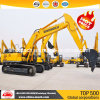 No. 1 Hot Selling of Sinomach Excavator 2.25m3 Construction Machinery Earthmoving Equipment Crawler Hydraulic Excavators