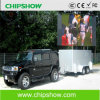Chipshow P10 Full Color Mobile LED Display for Advertising