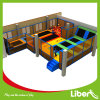 Small Square Indoor Trampoline Park