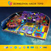 China Manufacture European Standard Indoor Soft Playground (A-15245)
