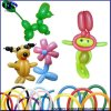 2017 Animal Shaped Magical Balloons! Long Shaped Ballons