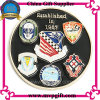 Customized Metal Challenge Coin with 3D Logo