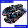 2016 Atrractive Printing Design PE Slippers for Women