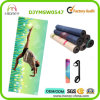 3mm Yoga and Pilates Mat - 100% All Natural Tree Rubber