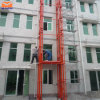 2016 Hot Sale! Hydraulic Warehouse Use Guide Rail Goods Lift