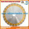 Diamond Bridge Saw Blade for Sandstone/Marble/Granite Cutting