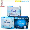 Lady Care Products, Anion Chip High Absorbency Sanitary Napkin, Disposable Women Sanitary Pads