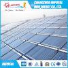 500L Non Pressure Vacuum Tube Solar Collector for Project