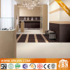 Matt Finish Plain Ivory Soluble Salt Porcelain Tile (JS6800M)