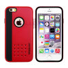 Wholesale Phone Accessories Mobile Case with Hard Frame for Samsung/iPhone