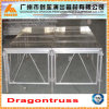 Used Aluminum Fiber Glass Stage, Tempering Glass Stage, Portable Stage for Sale