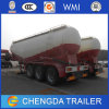 Tri Axles V Shape Bulk Powder Tanker Trailer Price