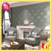 China Supplier Vinyl Wallpaper with Flower Wall Backdrop