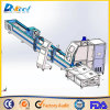 Tube Fiber Processing Machine Metal Cutting Ipg Laser 1000W