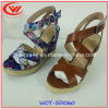 High Hedge Ladies Fancy Genuine Leather Slipper Sandals