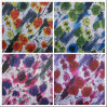 Oxford 420d 600d Ripstop Roses Printing Polyester Fabric