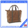Waxed Canvas Tote Handbag Bag