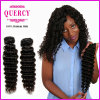 8A Deep Wave 100% Human Brazilian Virgin Remy Hair at Different Length