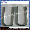 Machine Metric Custom Fastener Galvanized Stainless Steel Bent U Bolt