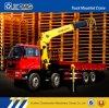 XCMG Sq3.2sk2q 3.2ton Straight Arm Tyre Truck Mounted Crane