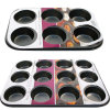 Amazon Vendor Nonstick Cupcake Baking Pan Tray Muffin Pan