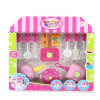 Educational Plastic Kitchen Pretend and Tea Play Set of Kids Toy