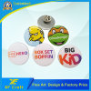 OEM Factory Cheap Customized Printed Lapel Pin Badge with Any Logo Design (XF-BG46)