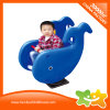 Mini Whale Children Kiddie Ride Play Equipment for Sale