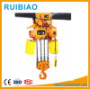 Electric Wire Rope Chain Hoist with Ce Certified