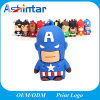 Captain USB Flash Memory Stick Cartoon USB Pendrive