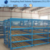 Self Slide Storage Push Back Warehouse Flow Gravity Rack