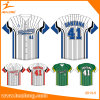 Healong Sublimation Youth Sports Club Uniforms Baseball Jerseys Shirts