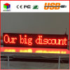 40X8 Inch P10 Indoor Red LED Sign Wireless and USB Programmable Rolling Information 1000X200mm LED Display Screen