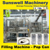 Soft Drink Can Filling Machine