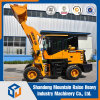 Auto Mini 1200kg Wheel Loader with Competitive Price