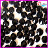 Black Hot Fix Rhinestones for Textiles