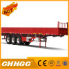 CCC ISO Approved 3 Axles Side Wall Semi Trailer