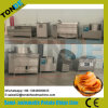 Small Scale Stainless Steel Electric Potato Chips Making Machine