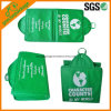 Green Non Woven PP Foldable Shopping Bag (PRA-1003)