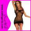 Woman Black Mesh Sexy Lingerie Sex